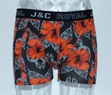 H244-30062 2-pack Heren Boxershort Rosemallow_