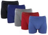 4-pack heren boxershorts assorti_