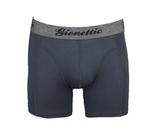 Gionettic Bamboe Heren boxershort Antraciet_