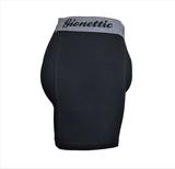 6-Pack Gionettic Modal Heren boxershorts Zwart_