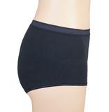 3-pack Lunatex Dames tailleslips (Maxi) zwart_