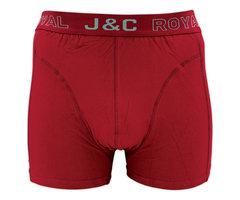 H152 Heren boxershort Rood