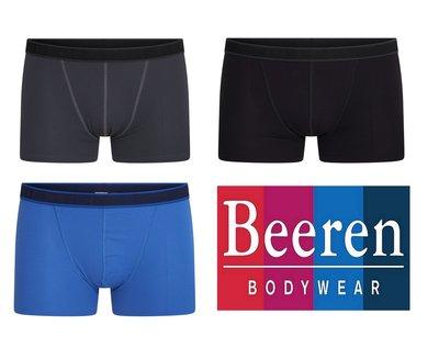 Beeren 3-Pack Heren boxershorts Sven ass