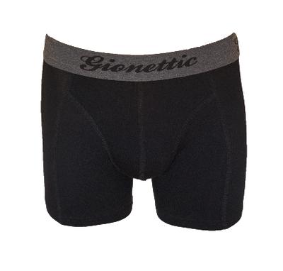 Gionettic Modal Heren boxershort Zwart