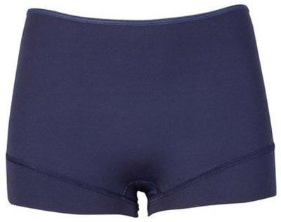 Dames boxershort Elegance blauw