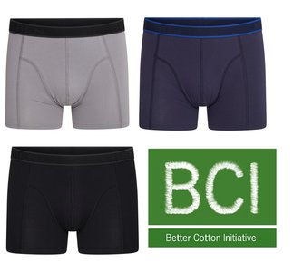 Beeren 3-Pack Heren boxershorts Hugo ass