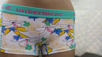 2-pack Meisjes Hipster Mint
