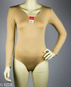 Dames body L.M. slipmodel Huid